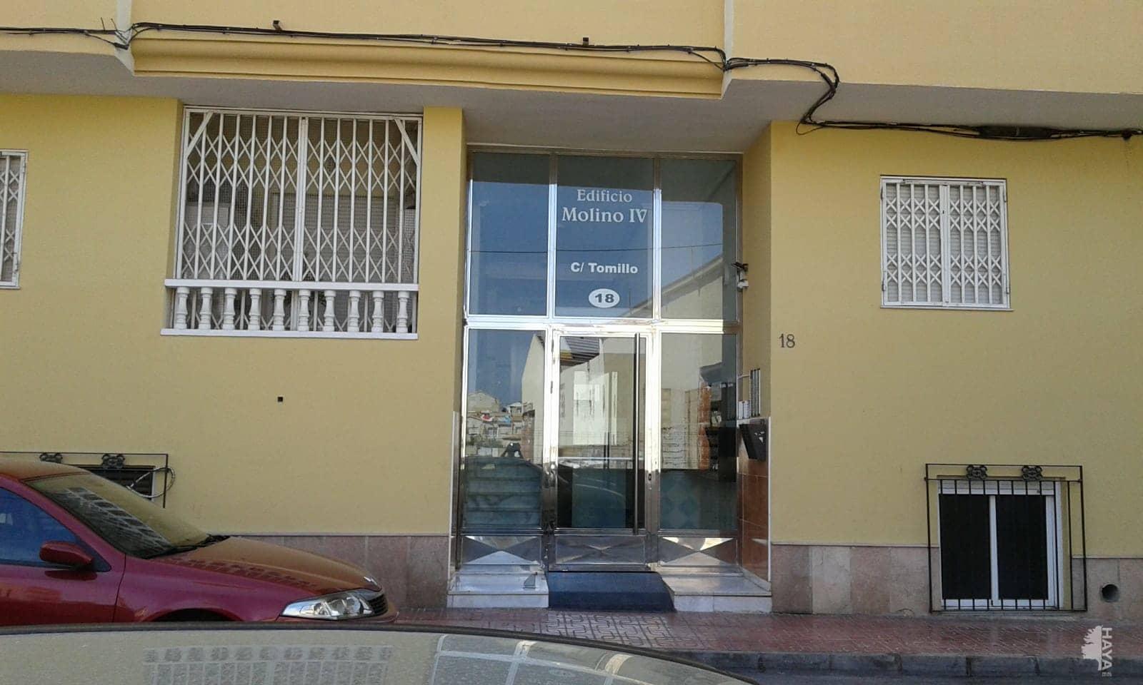 Piso en venta en Elche/elx, Alicante, Calle Manuel Alcaraz Mora, 75.030 €, 1 habitación, 1 baño, 61 m2