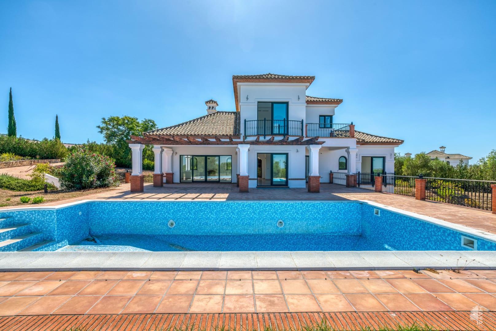 Casa en venta en Arcos de la Frontera, Cádiz, Carretera Golf, 304.500 €, 4 habitaciones, 3 baños, 318 m2