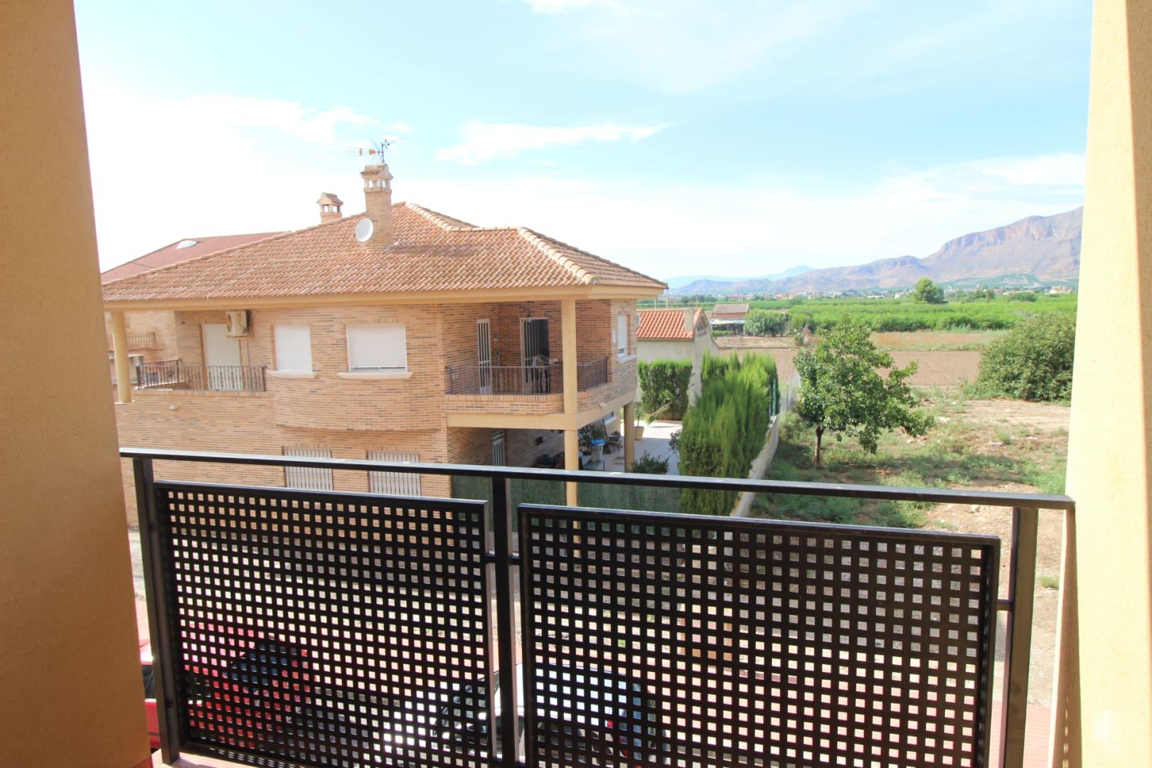 Piso en venta en Murcia, Murcia, Calle Miguel de la Nieves, 99.000 €, 4 habitaciones, 2 baños, 180 m2