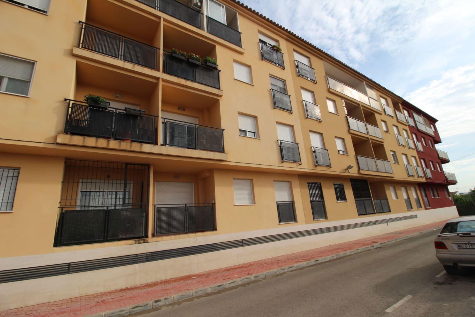 Piso en venta en Pedanía de El Raal, Murcia, Murcia, Calle Miguel de la Nieves, 100.800 €, 4 habitaciones, 2 baños, 138 m2