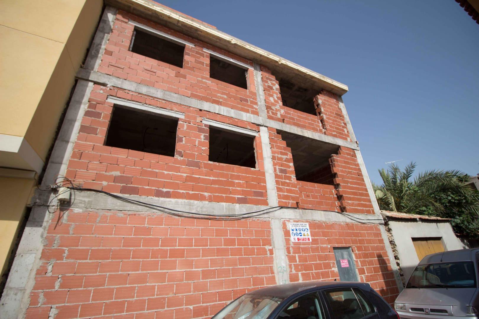 Piso en venta en Archena, Murcia, Calle Poniente, 72.043 €, 3 habitaciones, 224 m2