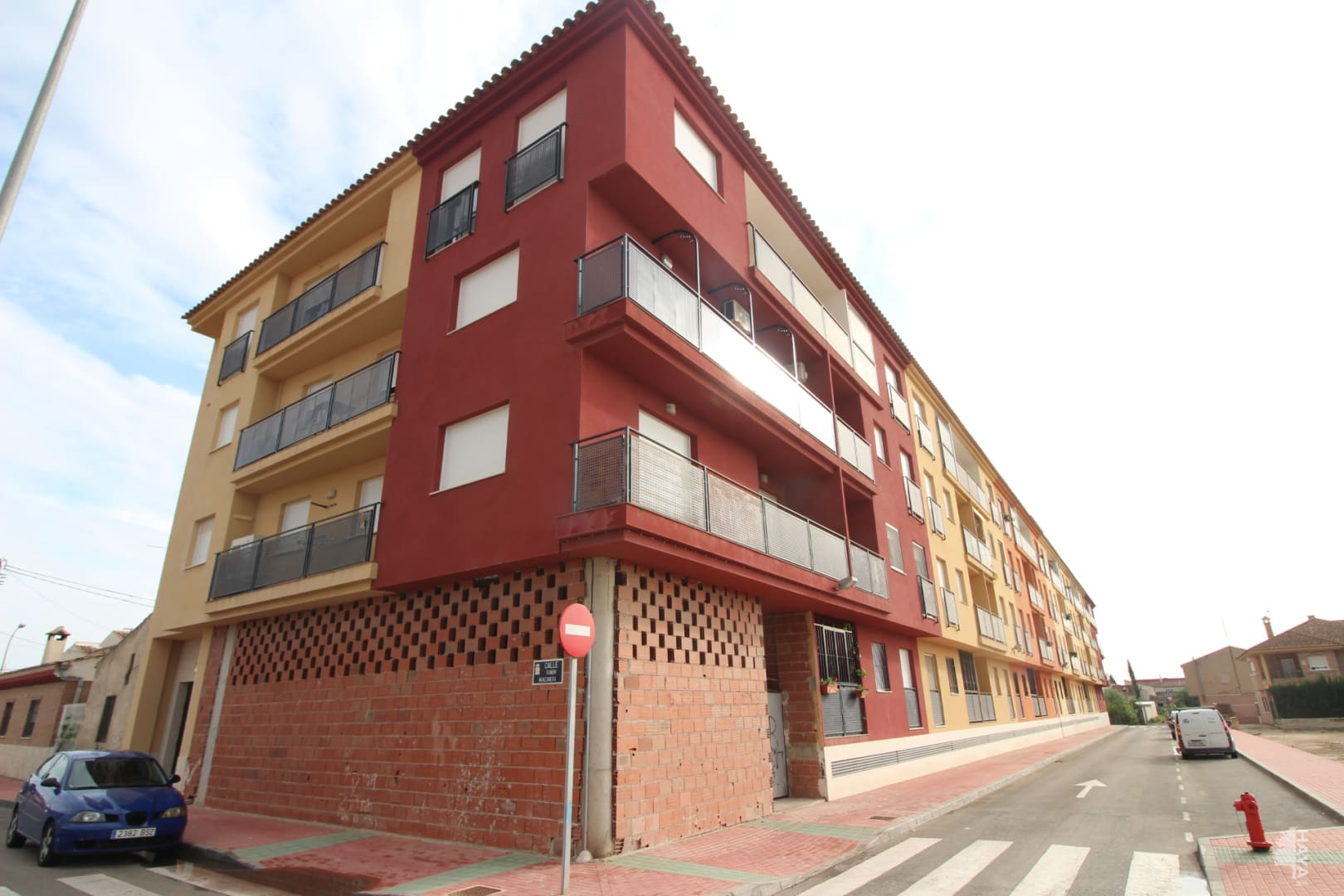 Piso en venta en Murcia, Murcia, Calle Villagordos, 100.000 €, 4 habitaciones, 2 baños, 152 m2