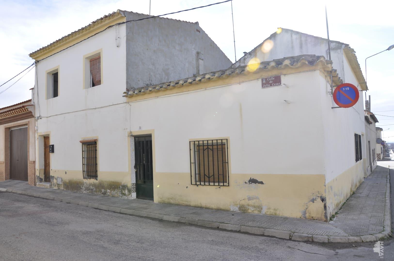 Casa en venta en Villarrobledo, Villarrobledo, Albacete, Calle Julio Cesar, 48.177 €, 9 habitaciones, 2 baños, 271 m2