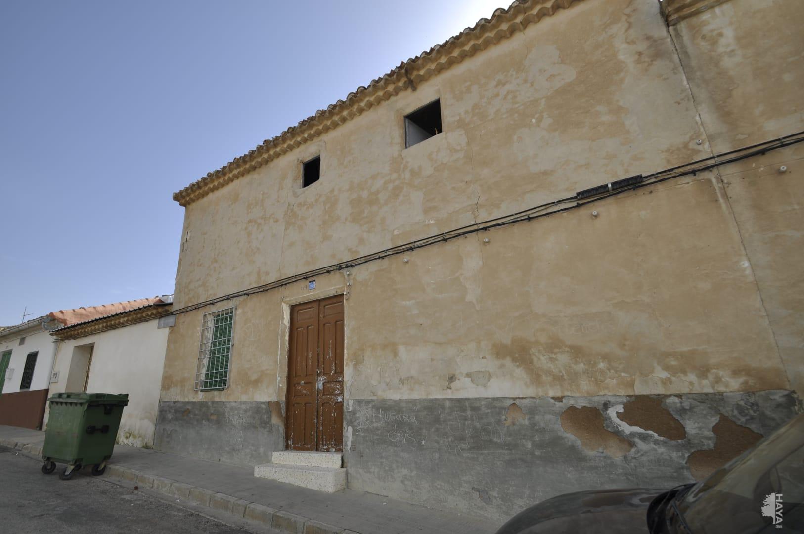 Casa en venta en Tobarra, Albacete, Calle Primera del Collado, 57.049 €, 2 habitaciones, 1 baño, 177 m2