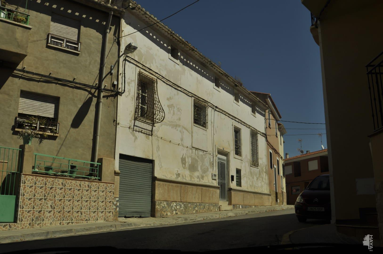 Casa en venta en Tobarra, Albacete, Calle Daniel Chulvi, 68.000 €, 4 habitaciones, 1 baño, 145 m2