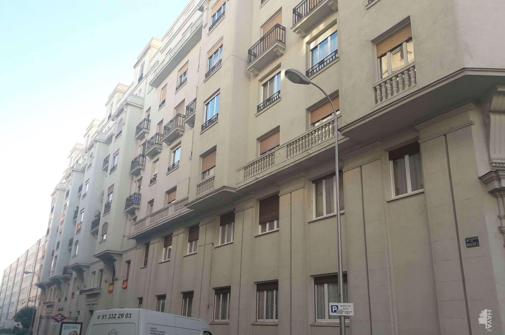 Piso en venta en Chamberí, Madrid, Madrid, Calle Maudes, 377.608 €, 2 habitaciones, 1 baño, 88 m2