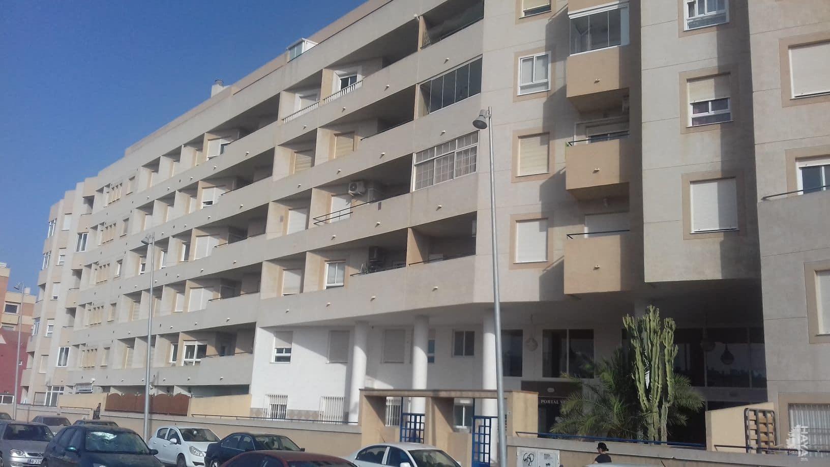 Piso en venta en Roquetas de Mar, Almería, Calle Jose Maria Cagigal, 82.200 €, 2 habitaciones, 1 baño, 83 m2