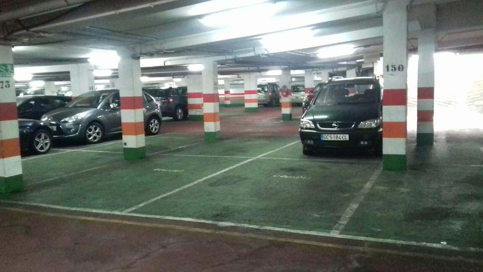 Parking en venta en Las Salinas, Arrecife, Las Palmas, Calle Manolo Millares, 5.400 €, 153 m2