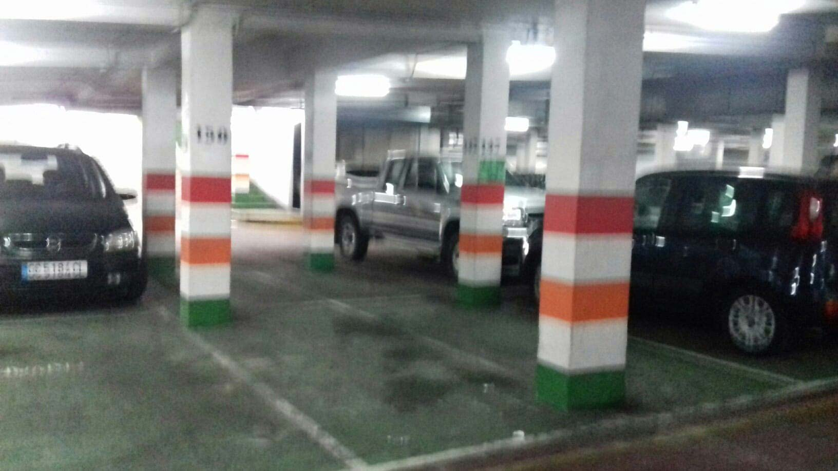 Parking en venta en Parking en Arrecife, Las Palmas, 5.900 €, 153 m2, Garaje