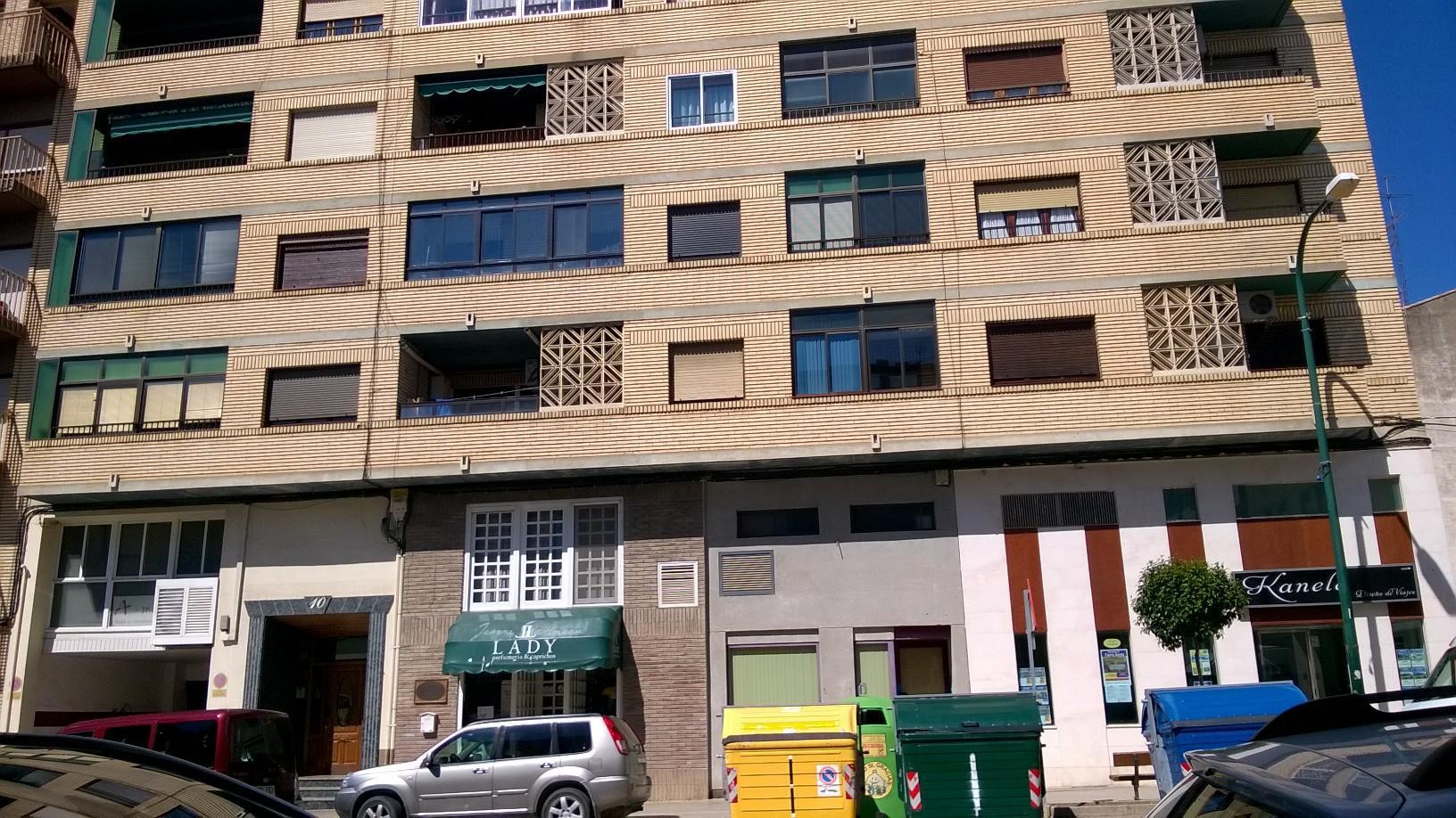 Local en venta en Rivas, Ejea de los Caballeros, Zaragoza, Avenida Fernando El Catolico, 43.980 €, 50 m2