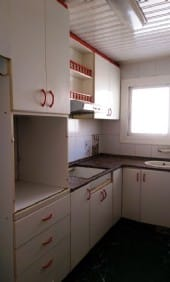 Piso en venta en Terrassa, Barcelona, Calle de la Agricultura, 129.000 €, 4 habitaciones, 1 baño, 91 m2