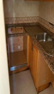 Piso en venta en Dénia, Alicante, Calle Mar Egeu, 66.000 €, 2 habitaciones, 1 baño, 46 m2