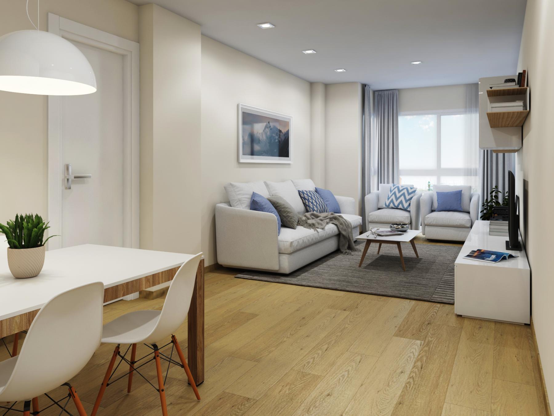 Piso en venta en Valencia, Valencia, Calle Juan Jose Sister, 230.000 €, 2 habitaciones, 1 baño, 74 m2