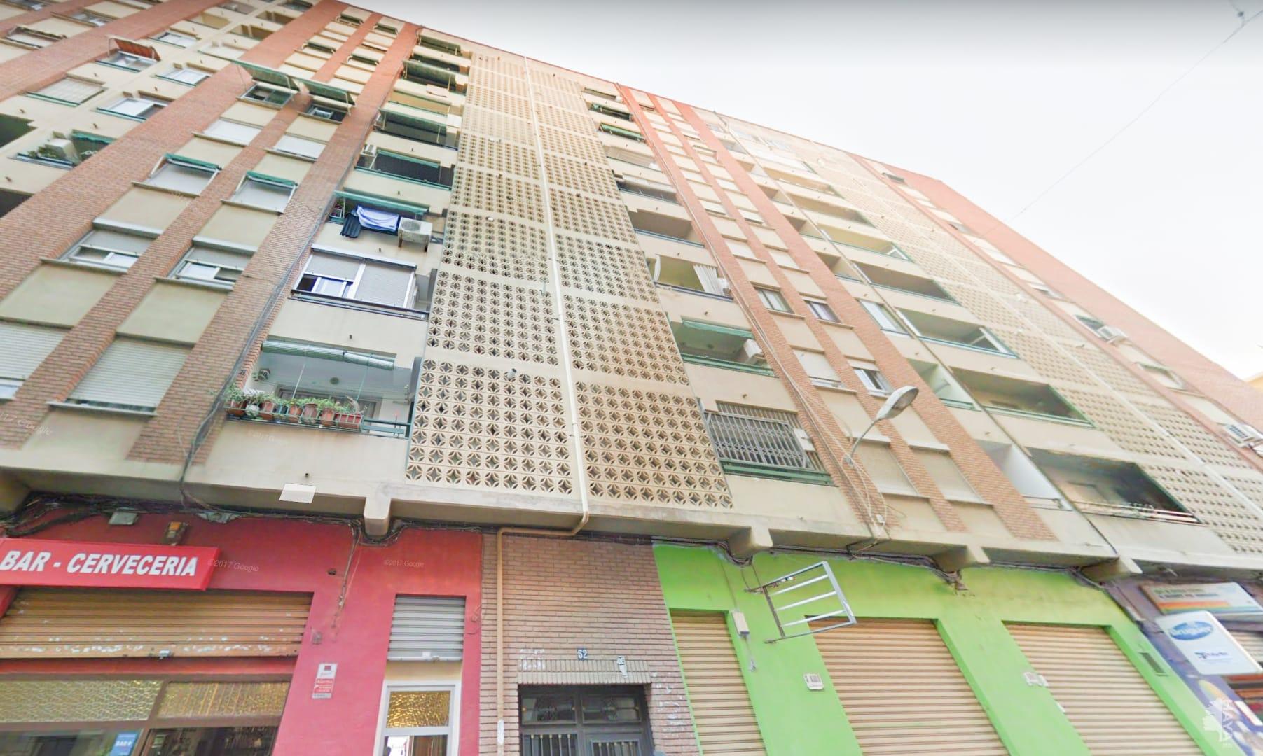 Piso en venta en Rascanya, Valencia, Valencia, Calle Arquitecto Rodriguez, 61.400 €, 4 habitaciones, 1 baño, 99 m2
