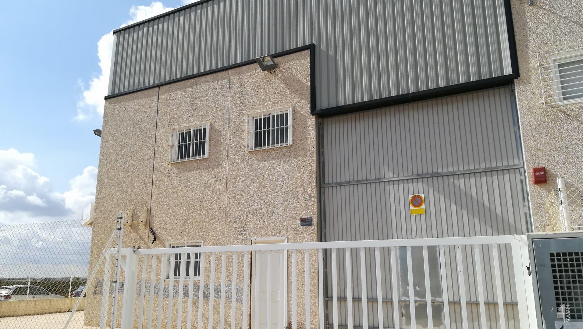 Industrial en venta en Náquera, Valencia, Calle Poniente, 95.245 €, 239 m2