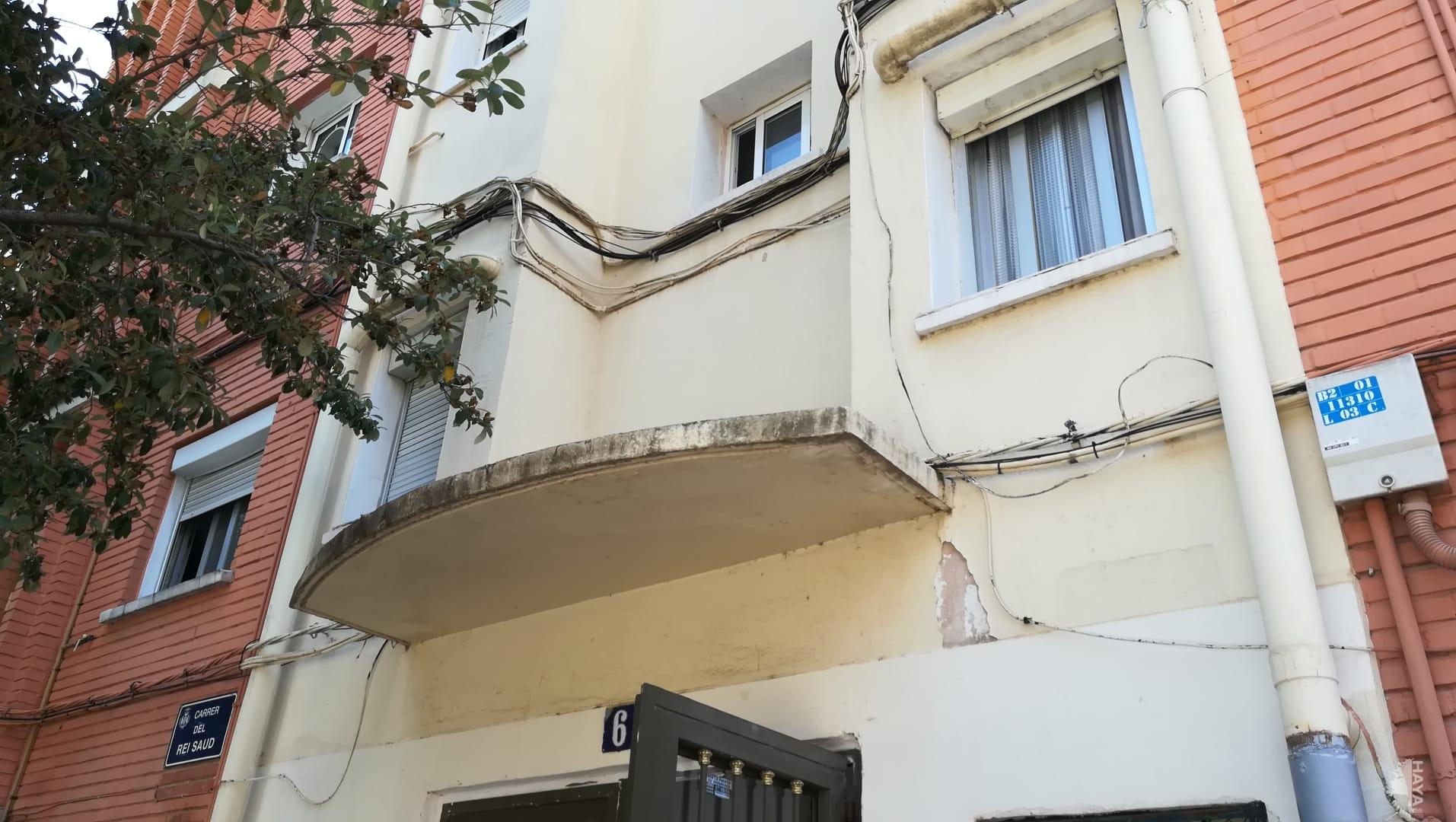 Piso en venta en Valencia, Valencia, Calle Rey Saud, 39.975 €, 3 habitaciones, 1 baño, 65 m2