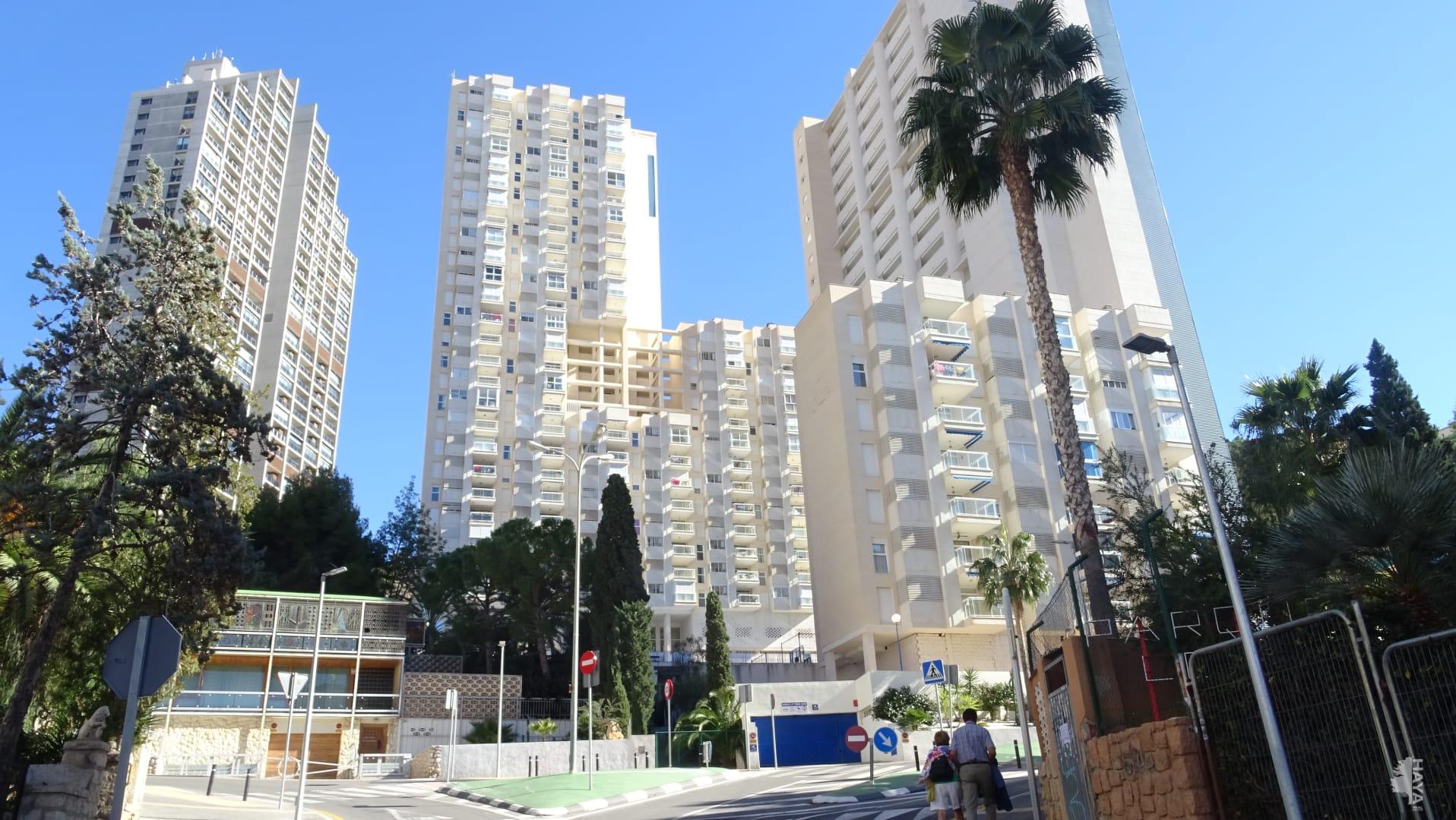 Piso en venta en Benidorm, Alicante, Calle Sierra Dorada, 147.720 €, 1 habitación, 1 baño, 60 m2