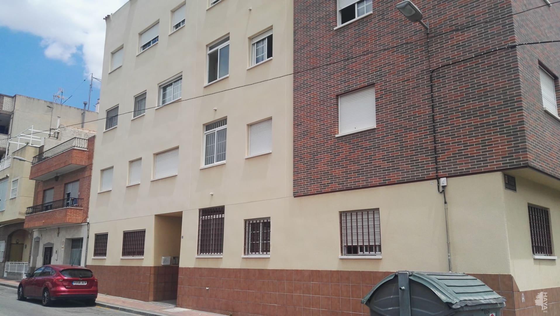 Piso en venta en Molina de Segura, Murcia, Calle San Ignacio, 56.772 €, 2 habitaciones, 1 baño, 62 m2