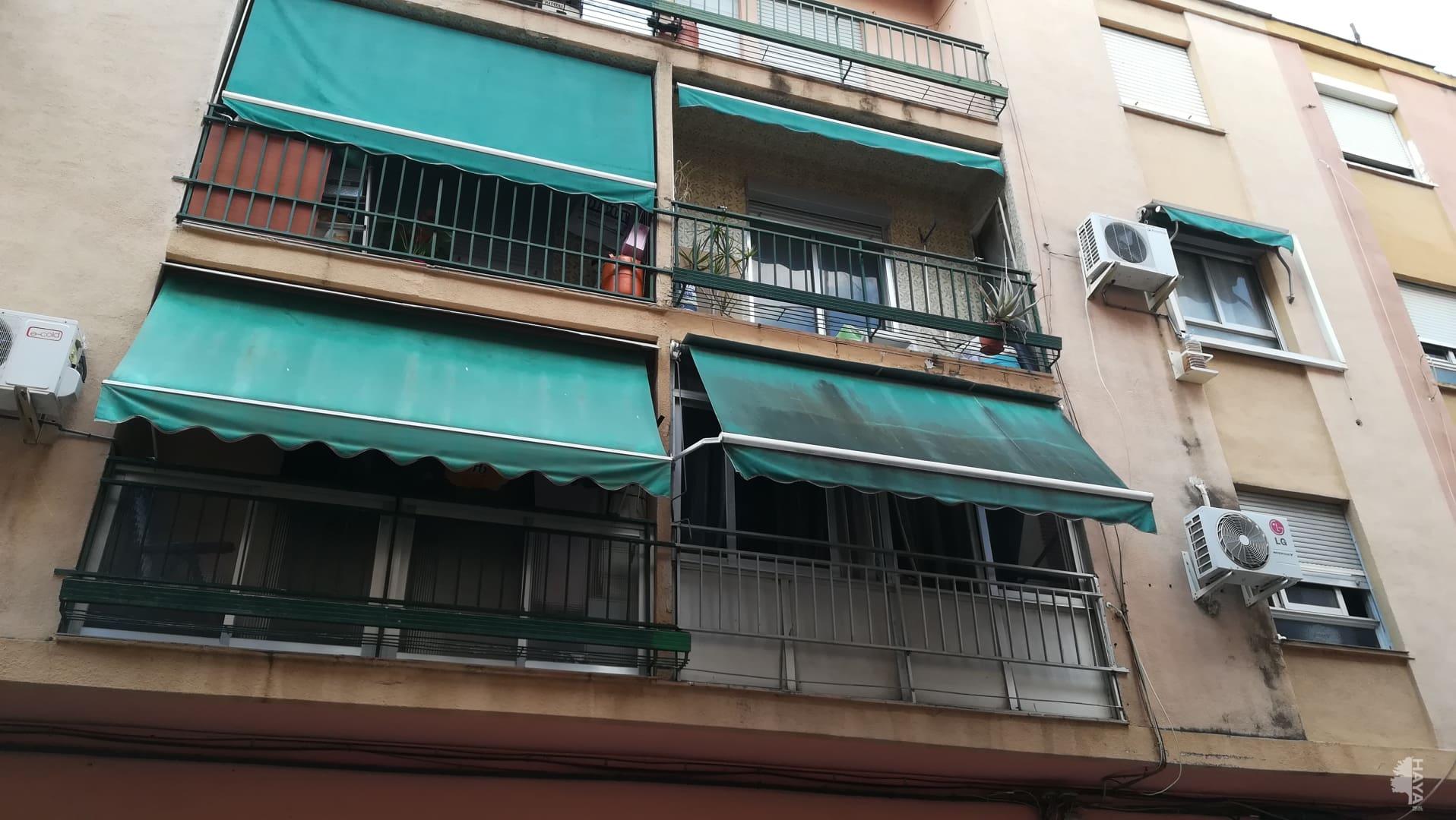 Piso en venta en Alfafar, Valencia, Calle Magallanes, 51.240 €, 2 habitaciones, 1 baño, 84 m2
