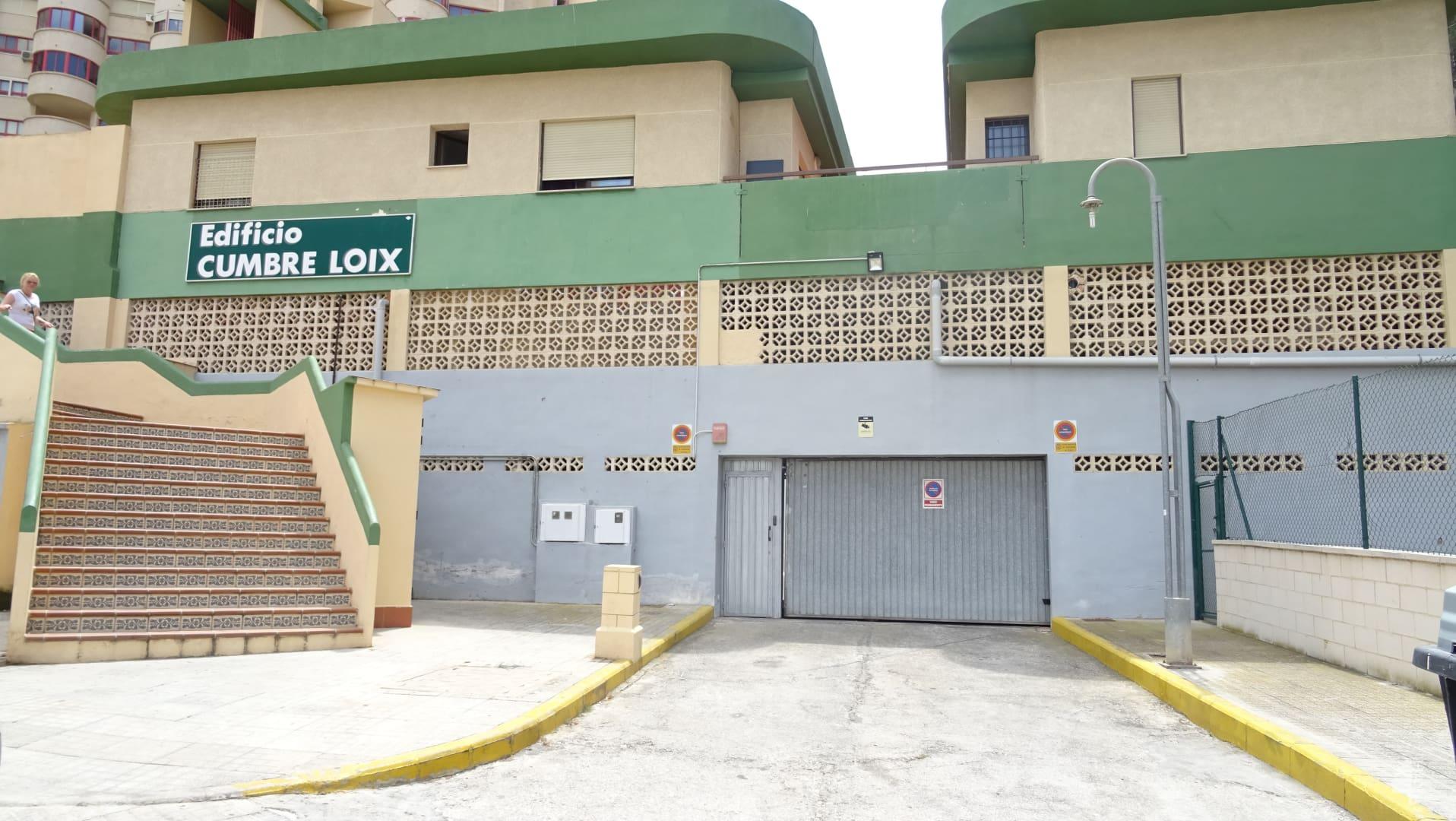 Parking en venta en Benidorm, Alicante, Calle Viena, 10.747 €, 25 m2