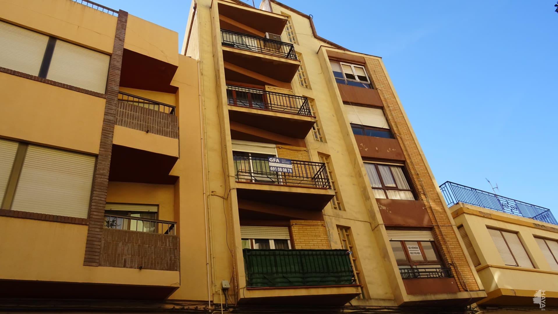 Piso en venta en Grupo San Pedro, Onda, Castellón, Calle Monseñor Fernando Ferris, 35.200 €, 3 habitaciones, 1 baño, 104 m2
