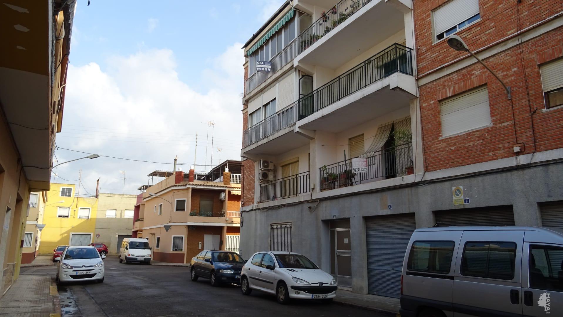 Piso en venta en Piso en Carcaixent, Valencia, 61.900 €, 1 baño, 111 m2