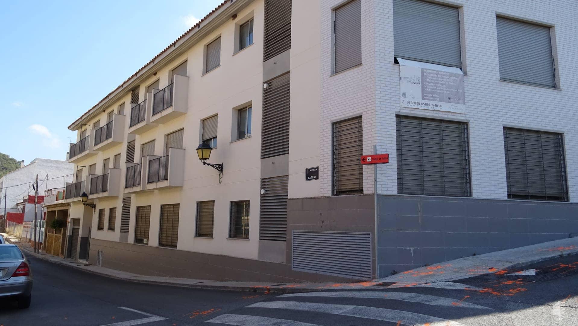 Piso en venta en Gilet, Gilet, Valencia, Calle Sagunt, 83.000 €, 2 habitaciones, 1 baño, 80 m2