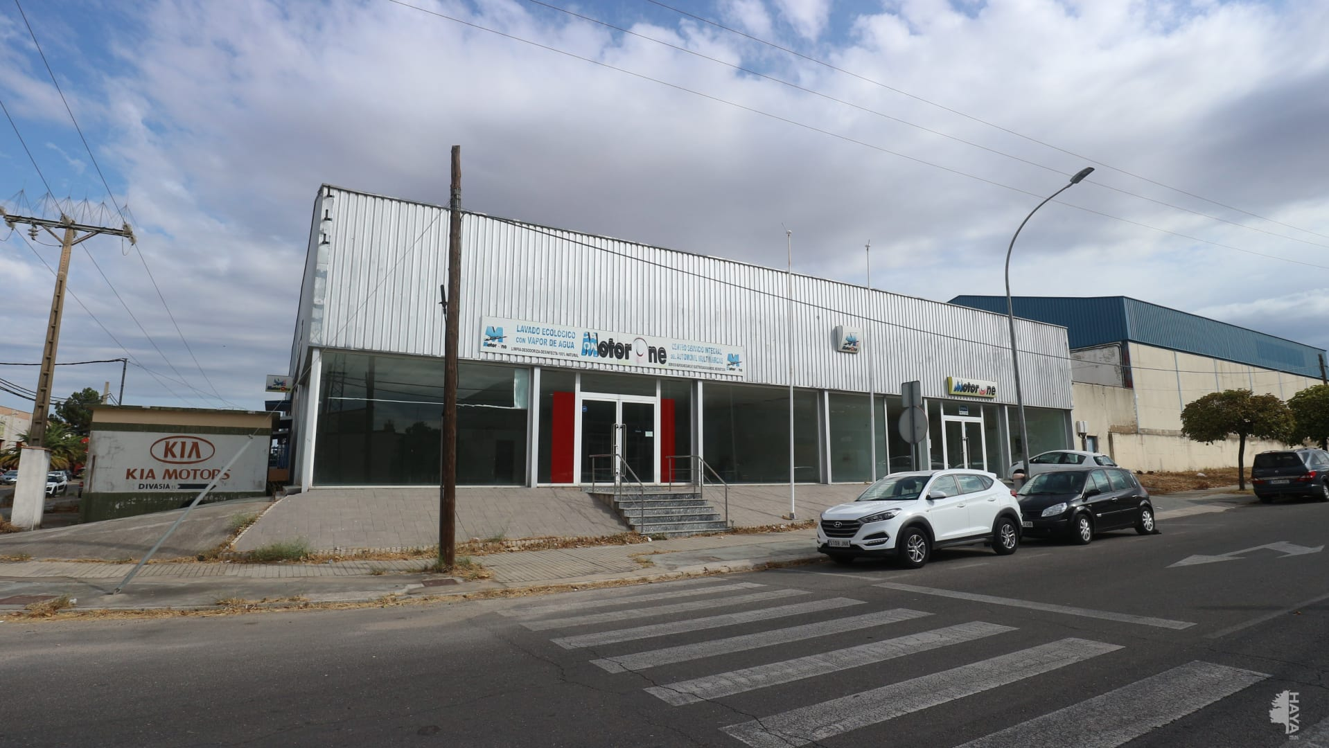 Industrial en venta en Cáceres, Cáceres, Calle la Capellanias, 170.370 €, 638 m2