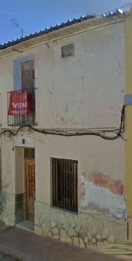 Casa en venta en Caudete, Albacete, Calle Rambla, 18.577 €, 2 habitaciones, 1 baño, 194 m2