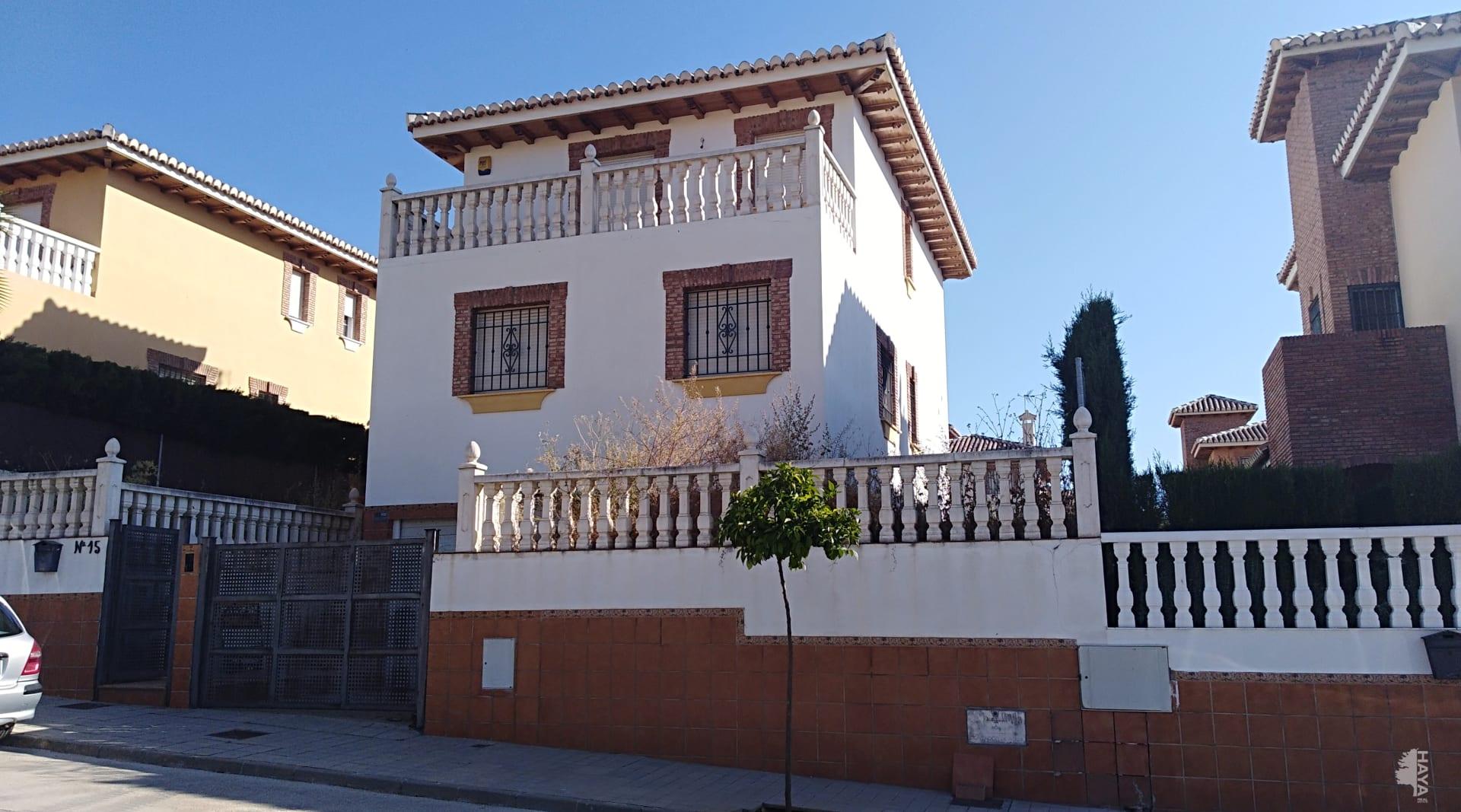 Casa en venta en Huétor Vega, Granada, Avenida Suecia, 239.000 €, 4 habitaciones, 3 baños, 220 m2