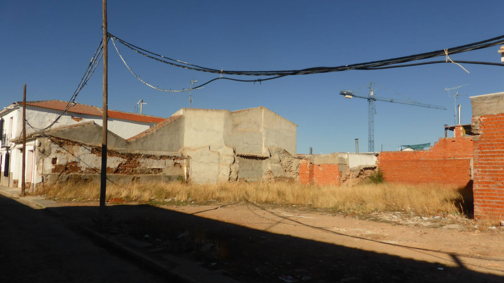 Suelo en venta en Almagro, Ciudad Real, Calle Roldanes, 109.800 €, 938 m2