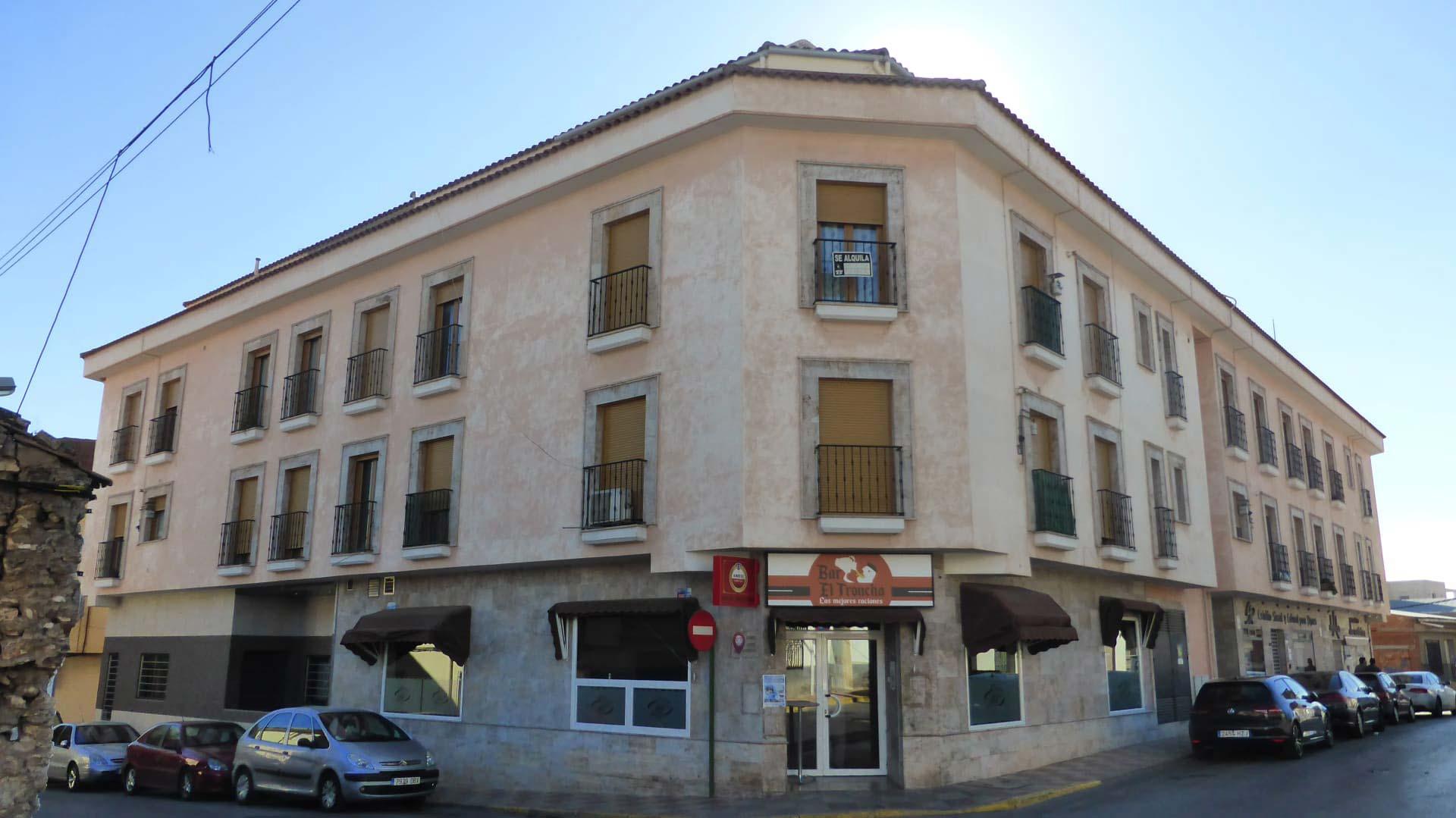 Piso en venta en Villarrubia de los Ojos, Ciudad Real, Calle Churruca, 53.300 €, 3 habitaciones, 1 baño, 113 m2