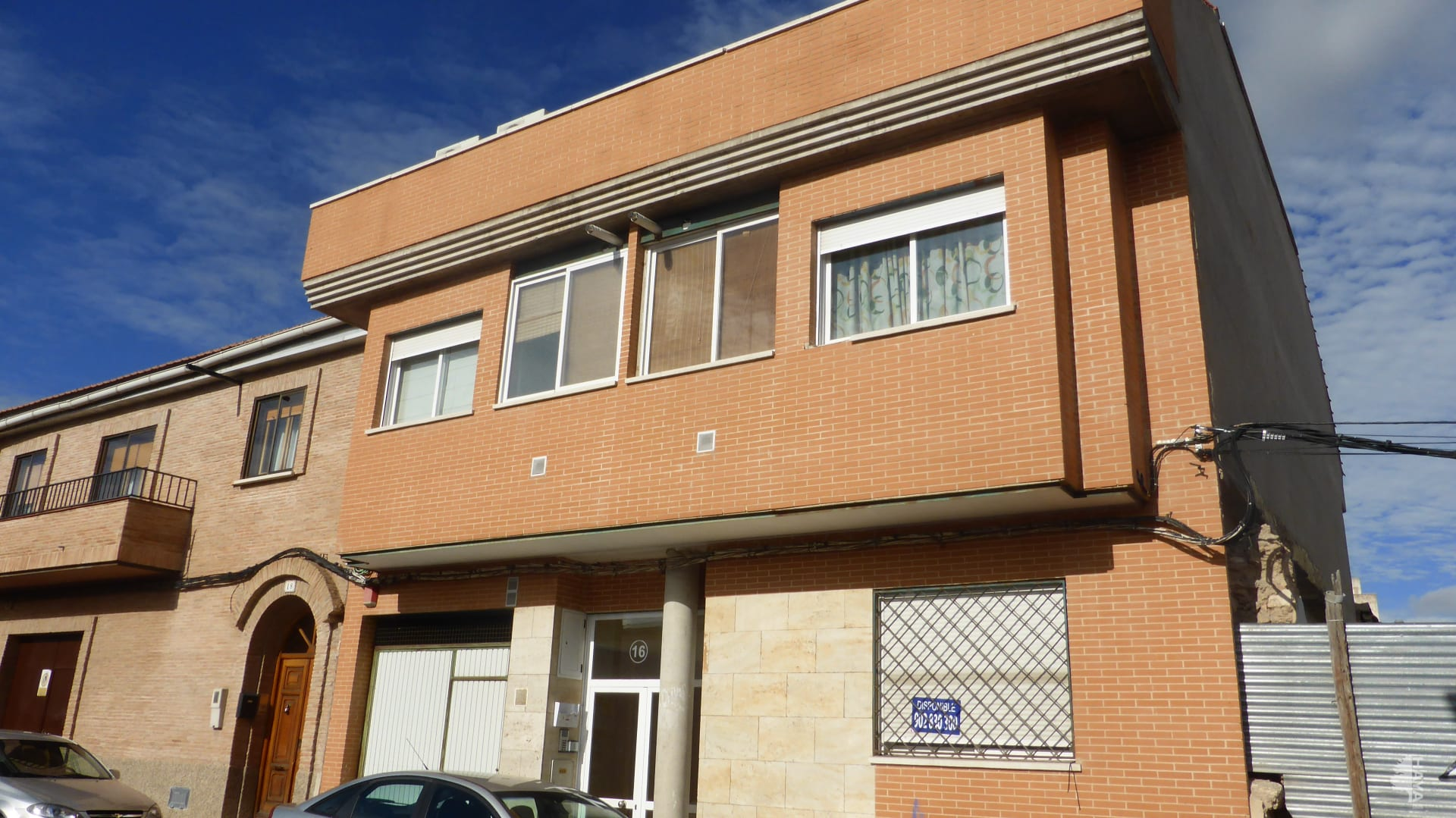 Parking en venta en Ciudad Real, Ciudad Real, Calle Esperanza, 9.500 €, 30 m2