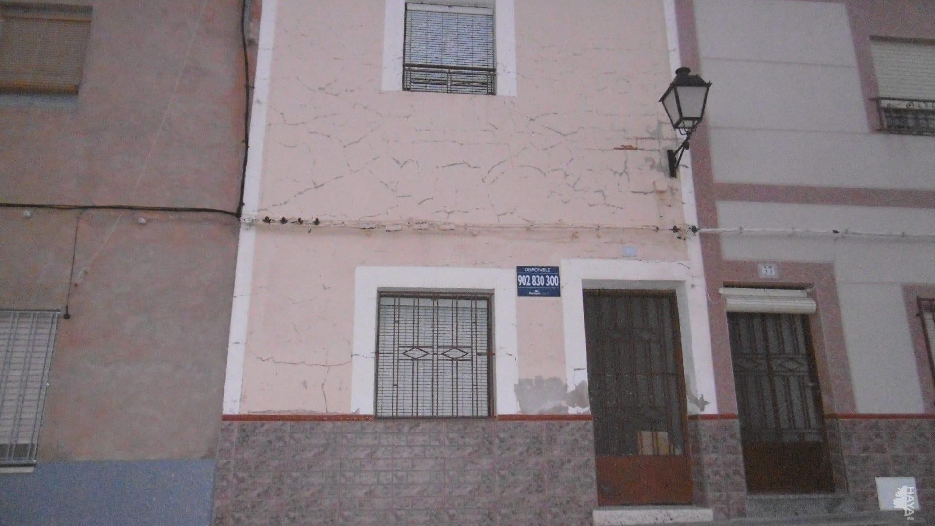 Casa en venta en Tobarra, españa, Calle Collado Don Alonso, 21.850 €, 3 habitaciones, 1 baño, 110 m2