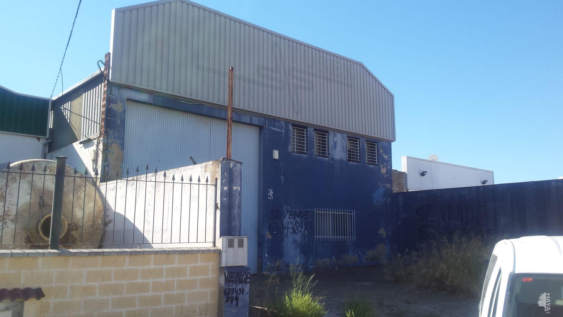 Industrial en venta en Almendralejo, Badajoz, Calle Zugasti, 151.400 €, 690 m2