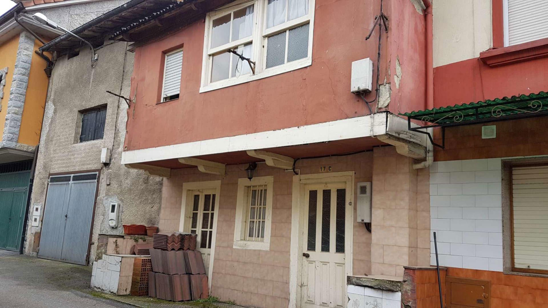 Casa en venta en Los Barreros/barredos, Gozón, Asturias, Calle Villoria, 17.348 €, 3 habitaciones, 1 baño, 86 m2