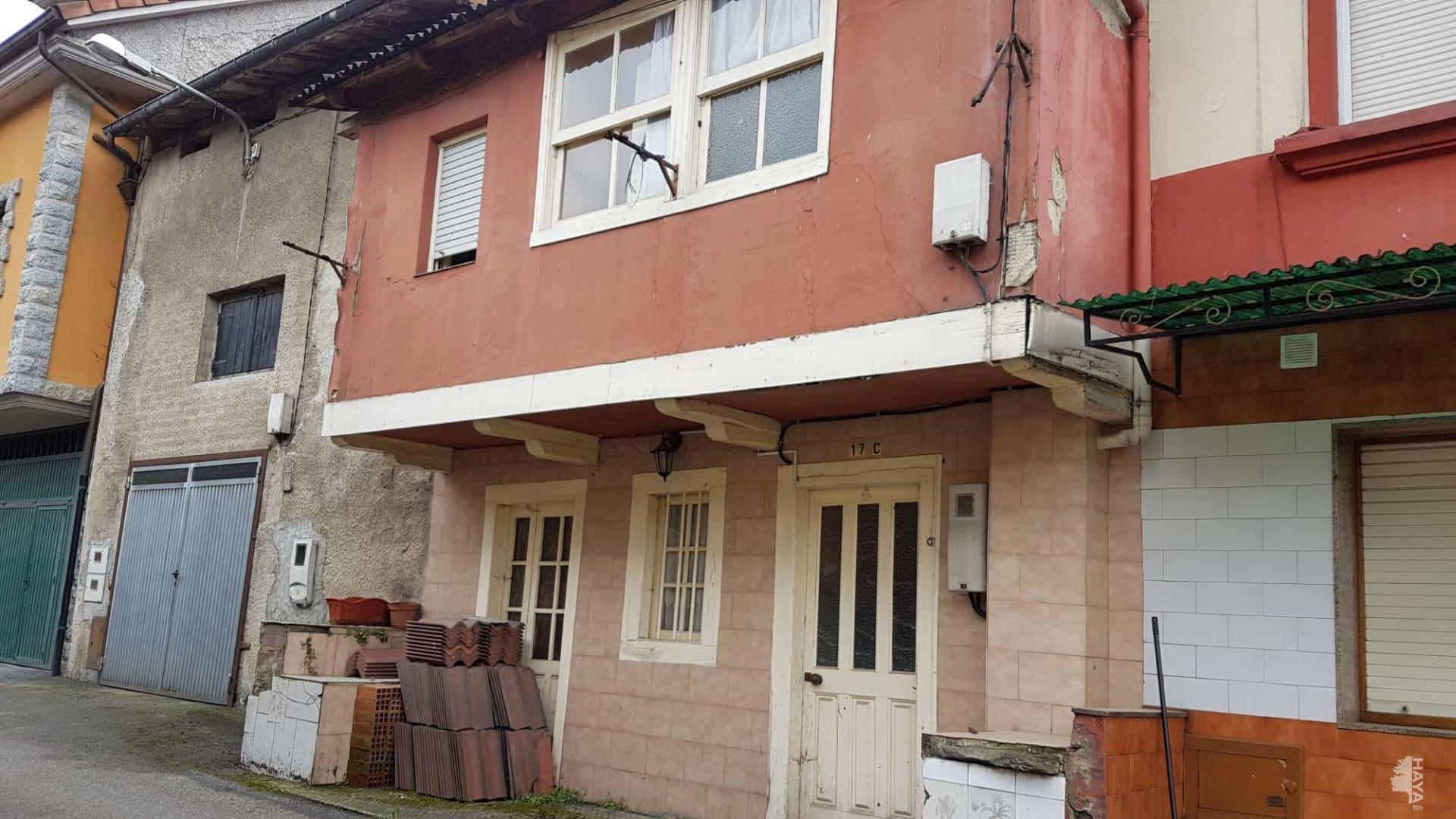 Casa en venta en Gozón, Asturias, Calle Villoria, 19.881 €, 3 habitaciones, 1 baño, 86 m2