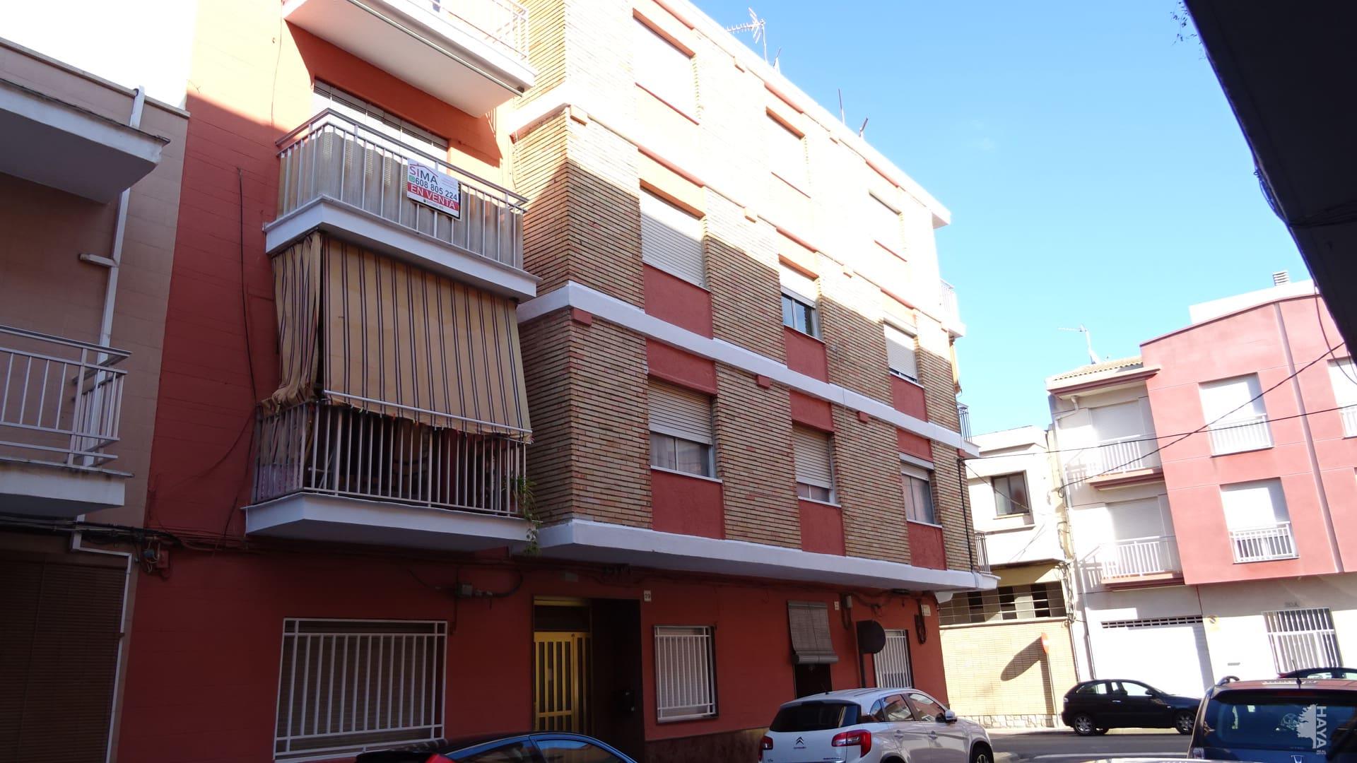 Piso en venta en Bellreguard, Valencia, Calle Rei en Jaume, 40.300 €, 3 habitaciones, 1 baño, 83 m2