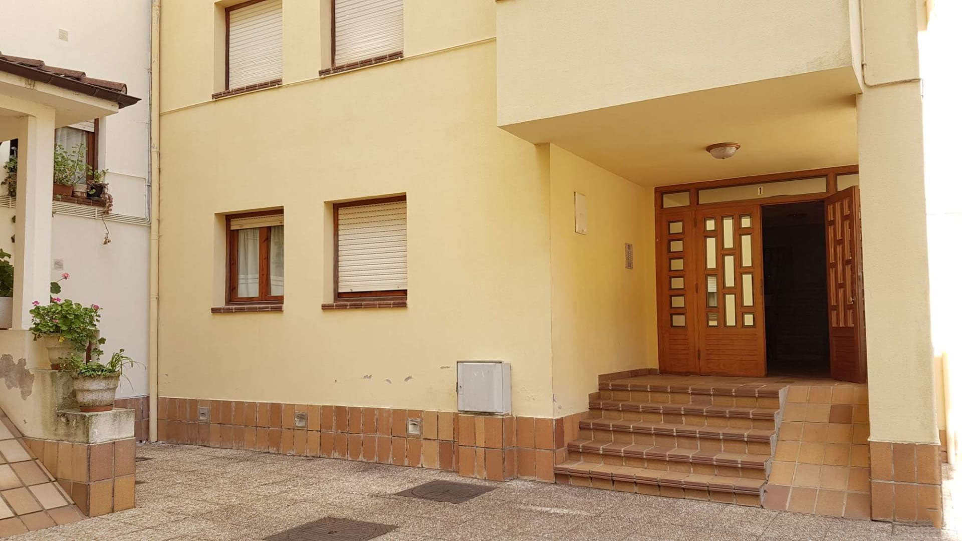 Piso en venta en Ribadedeva, Asturias, Calle Esmeralda, 54.437 €, 1 habitación, 1 baño, 43 m2