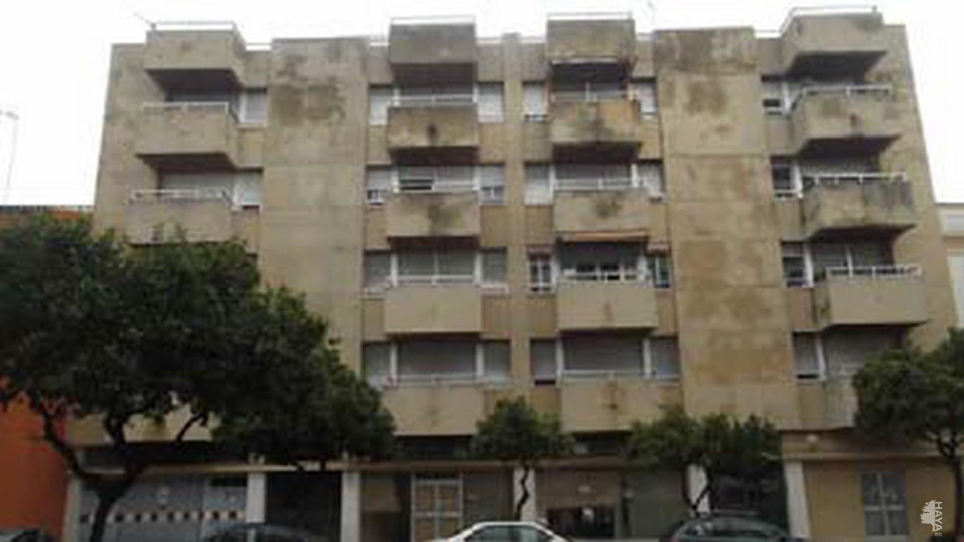 Piso en venta en Jerez de la Frontera, Cádiz, Calle Arcos, 153.910 €, 4 habitaciones, 1 baño, 153 m2