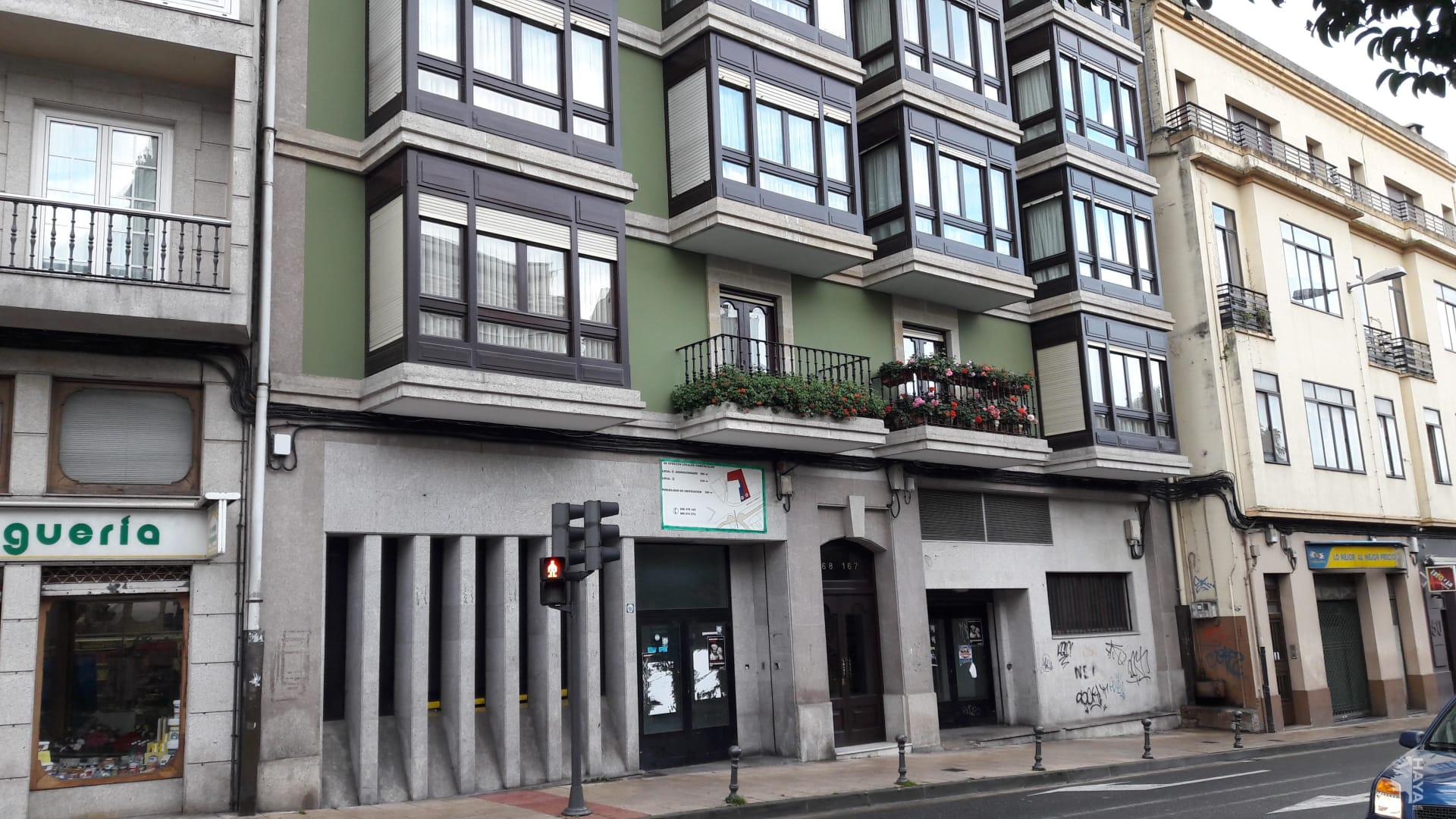 Local en venta en Lugo, Lugo, Calle Ronda Muralla (da), 275.400 €, 829 m2