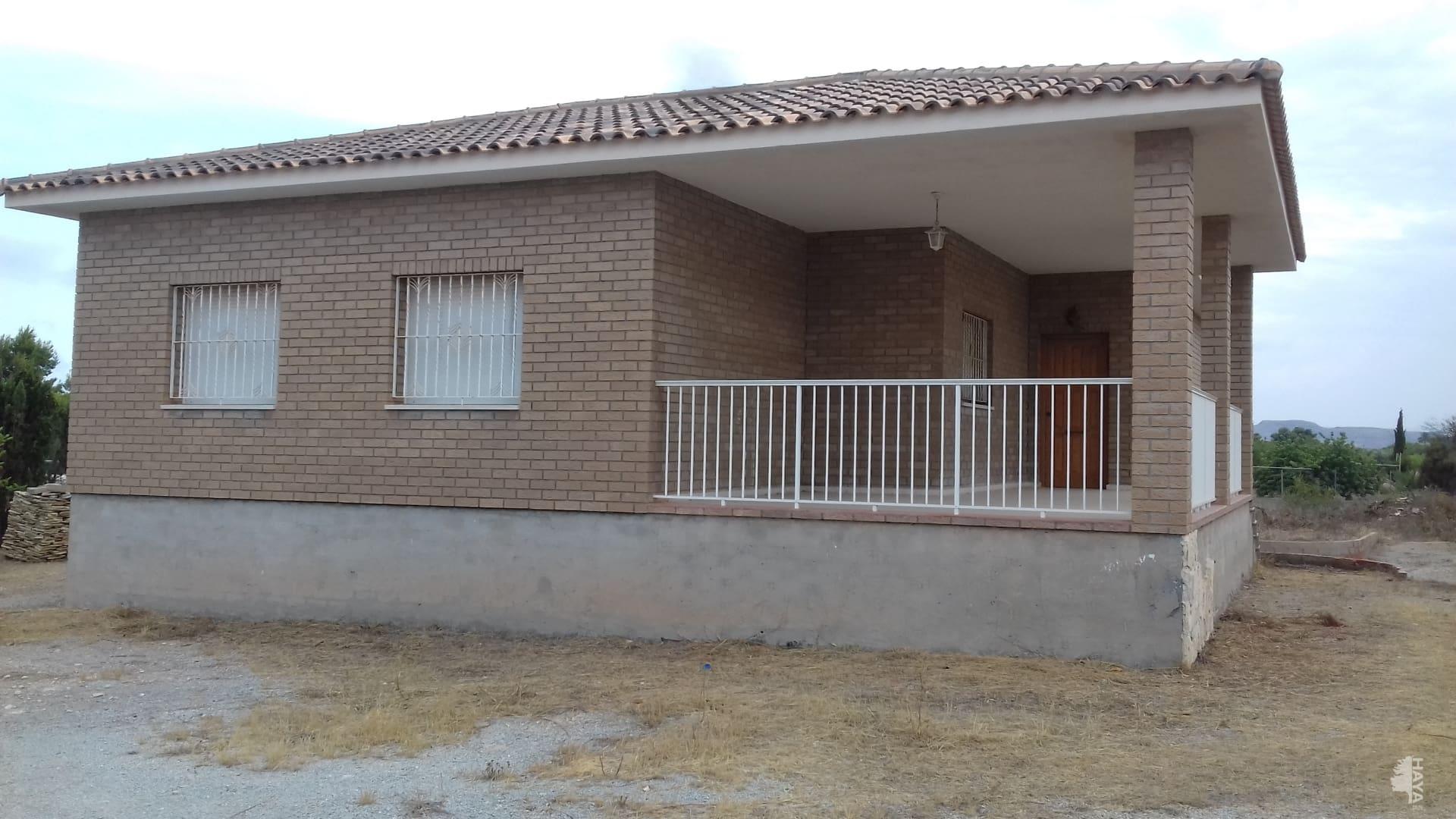 Casa en venta en San Vicente del Raspeig/sant Vicent del Raspeig, Alicante, Camino Advocat, 144.620 €, 2 habitaciones, 1 baño, 200 m2