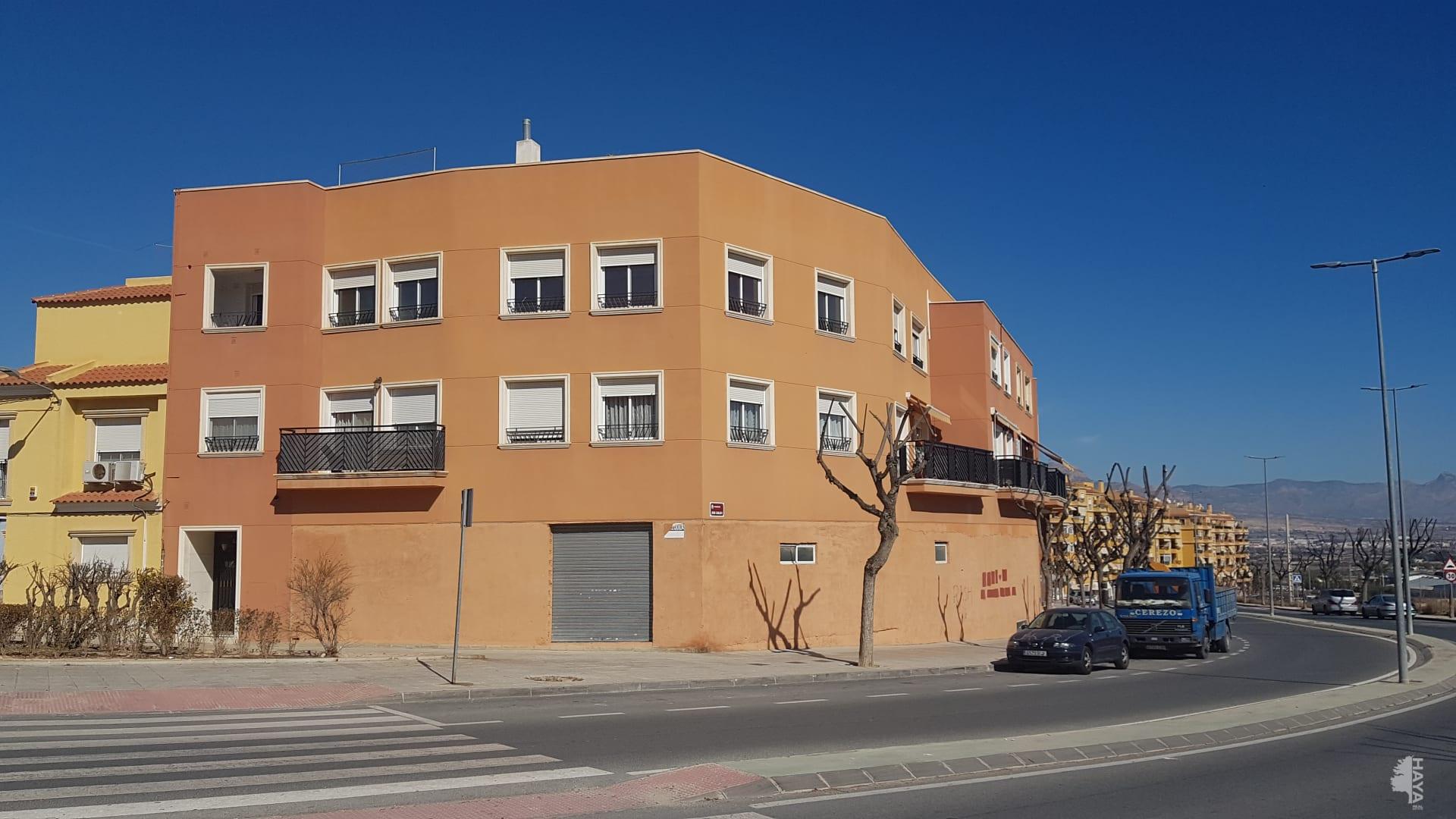 Piso en venta en Aspe, Alicante, Avenida Juan Carlos I, 88.433 €, 3 habitaciones, 2 baños, 106 m2