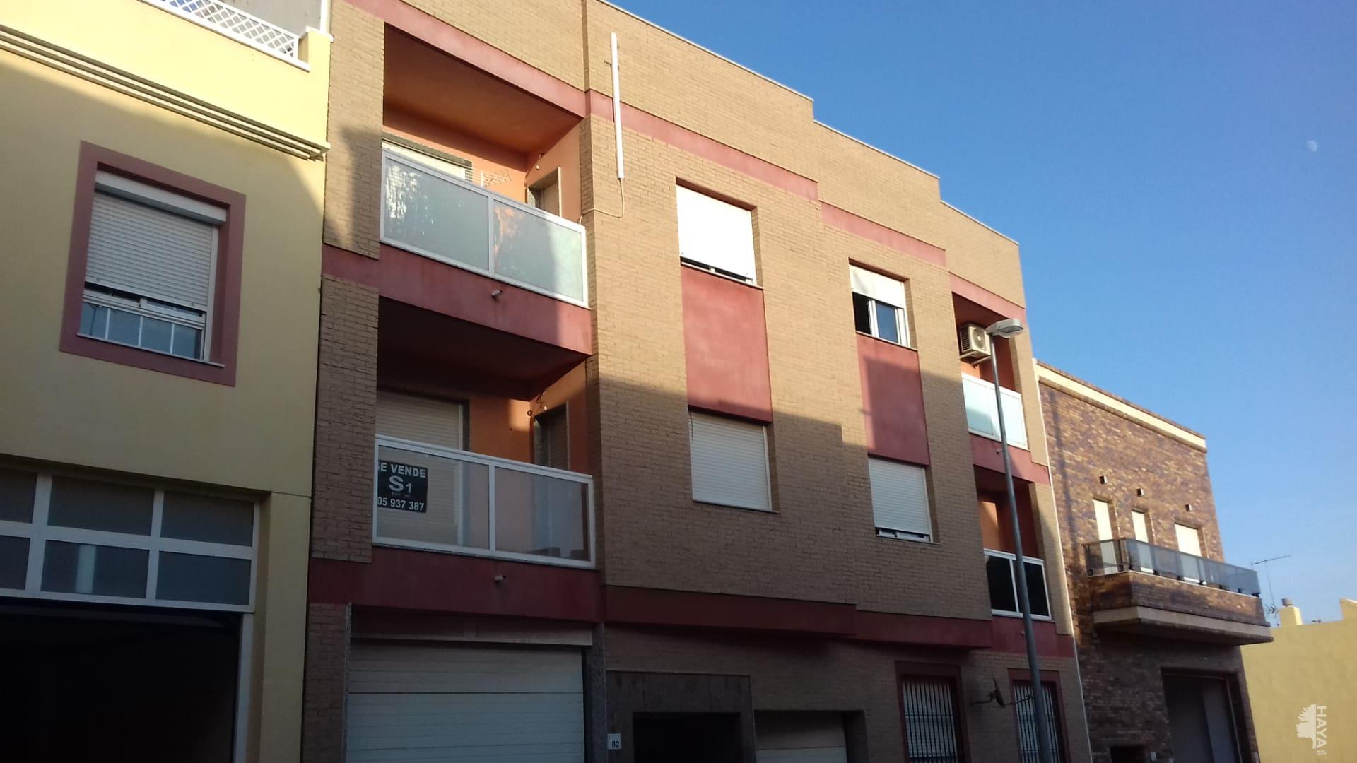 Piso en venta en Vícar, Almería, Calle Laujar de Andarax, 112.989 €, 3 habitaciones, 2 baños, 129 m2