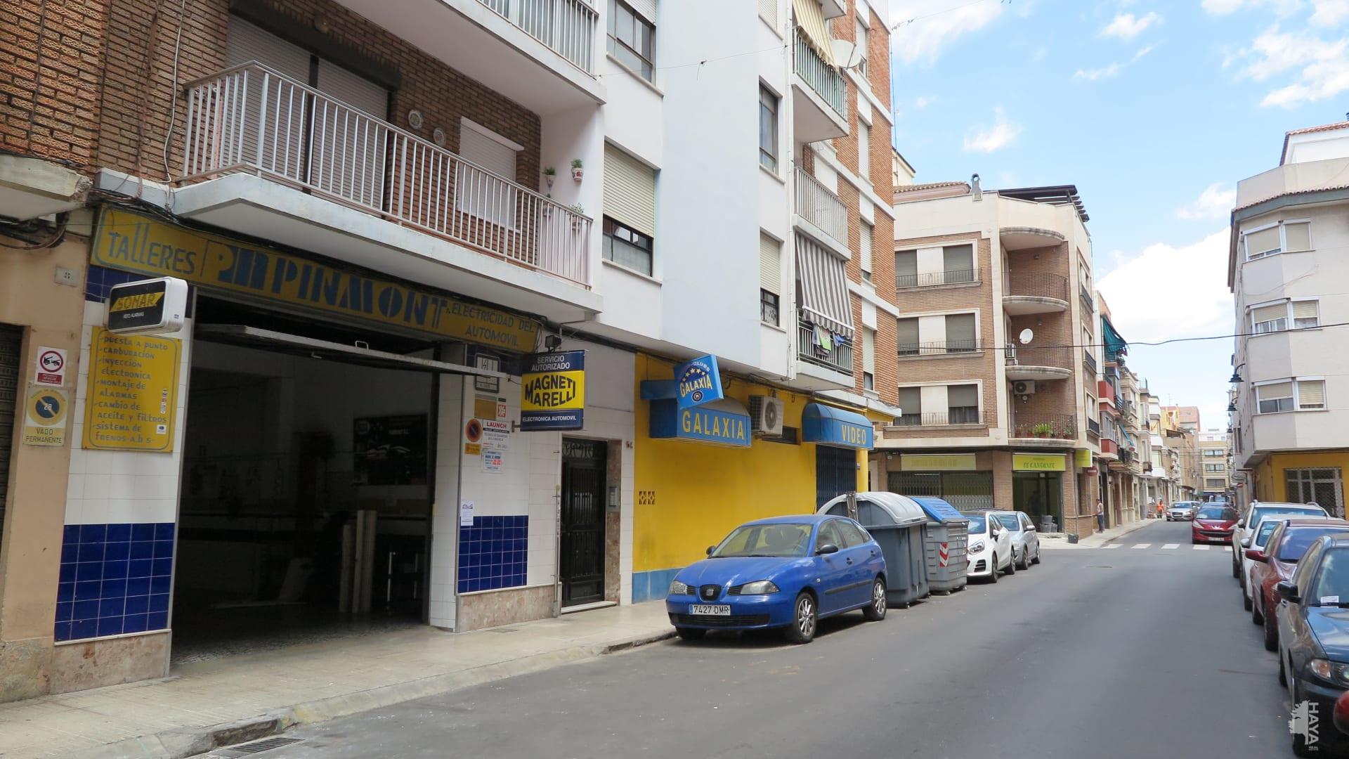 Piso en venta en Alquerieta, Alzira, Valencia, Calle Tetuan, 51.200 €, 3 habitaciones, 1 baño, 97 m2