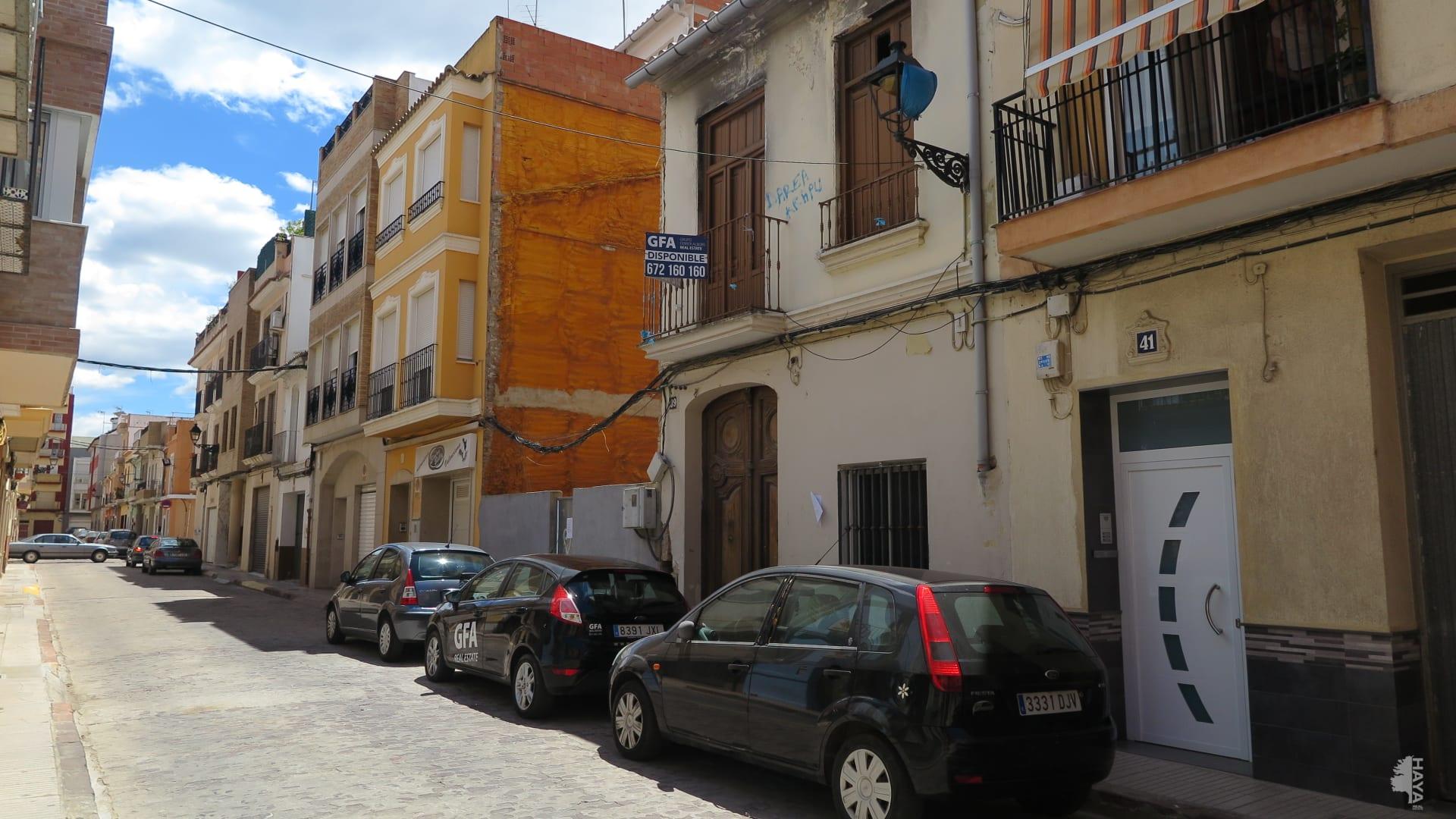 Casa en venta en Alquerieta, Alzira, Valencia, Calle Hernan Cortes, 53.000 €, 3 habitaciones, 152 m2