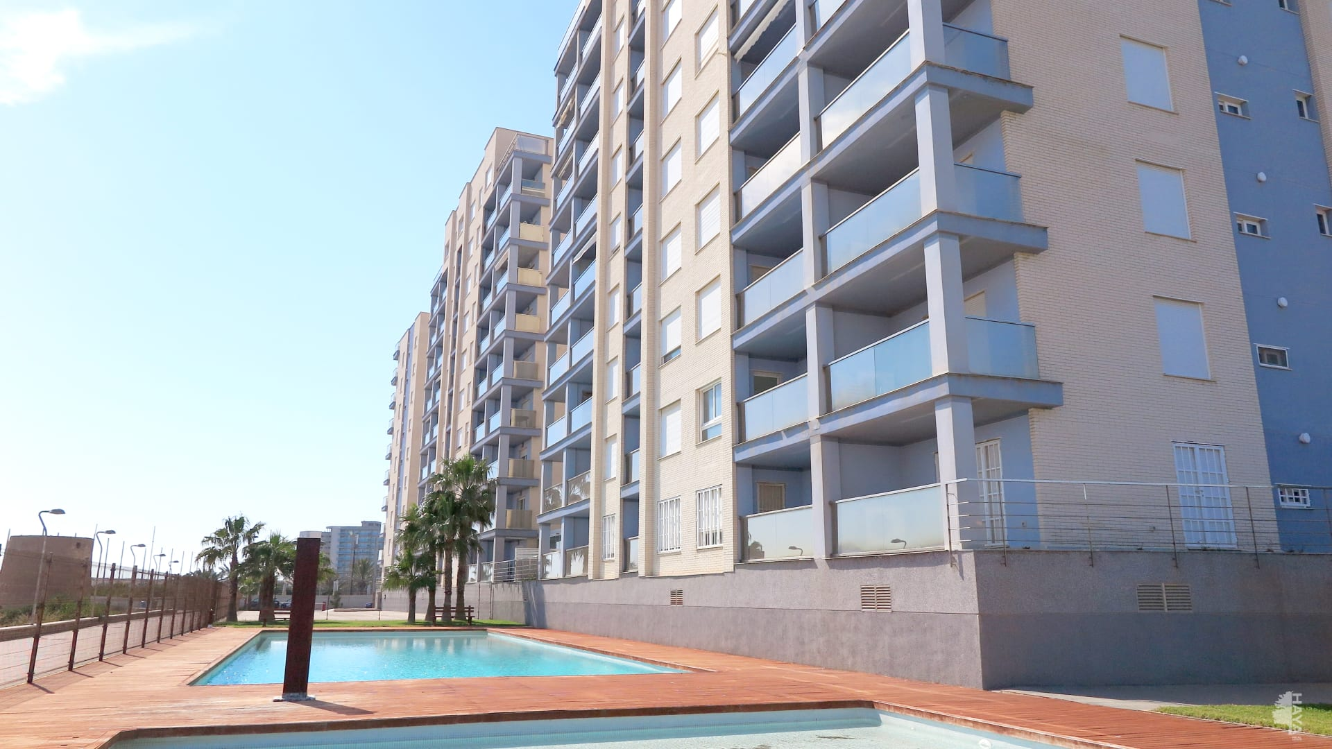 Piso en venta en San Javier, Murcia, Calle Prolongación Pol F. Conj Resid. Veneziola Golf Ii, 76.000 €, 1 habitación, 1 baño, 44 m2