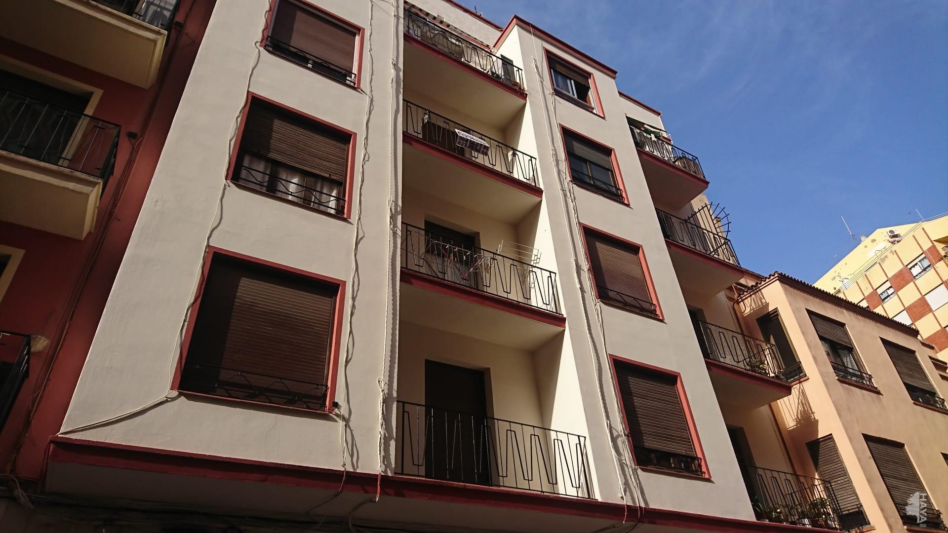 Piso en venta en Grupo San Vicente Ferrer, Castellón de la Plana/castelló de la Plana, Castellón, Calle Pico, 55.500 €, 3 habitaciones, 1 baño, 60 m2