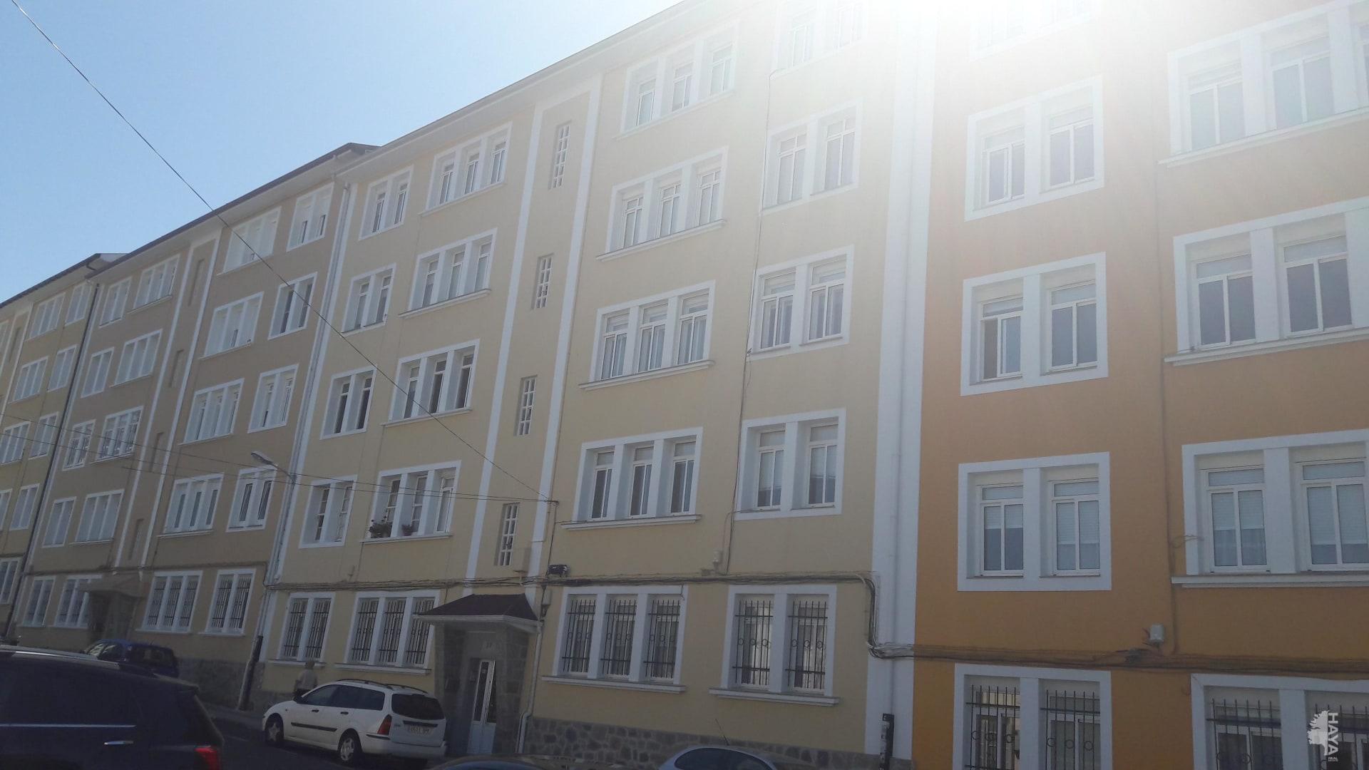 Piso en venta en Santa Icía, Narón, A Coruña, Calle Mestre Mateo, 55.200 €, 3 habitaciones, 1 baño, 72 m2