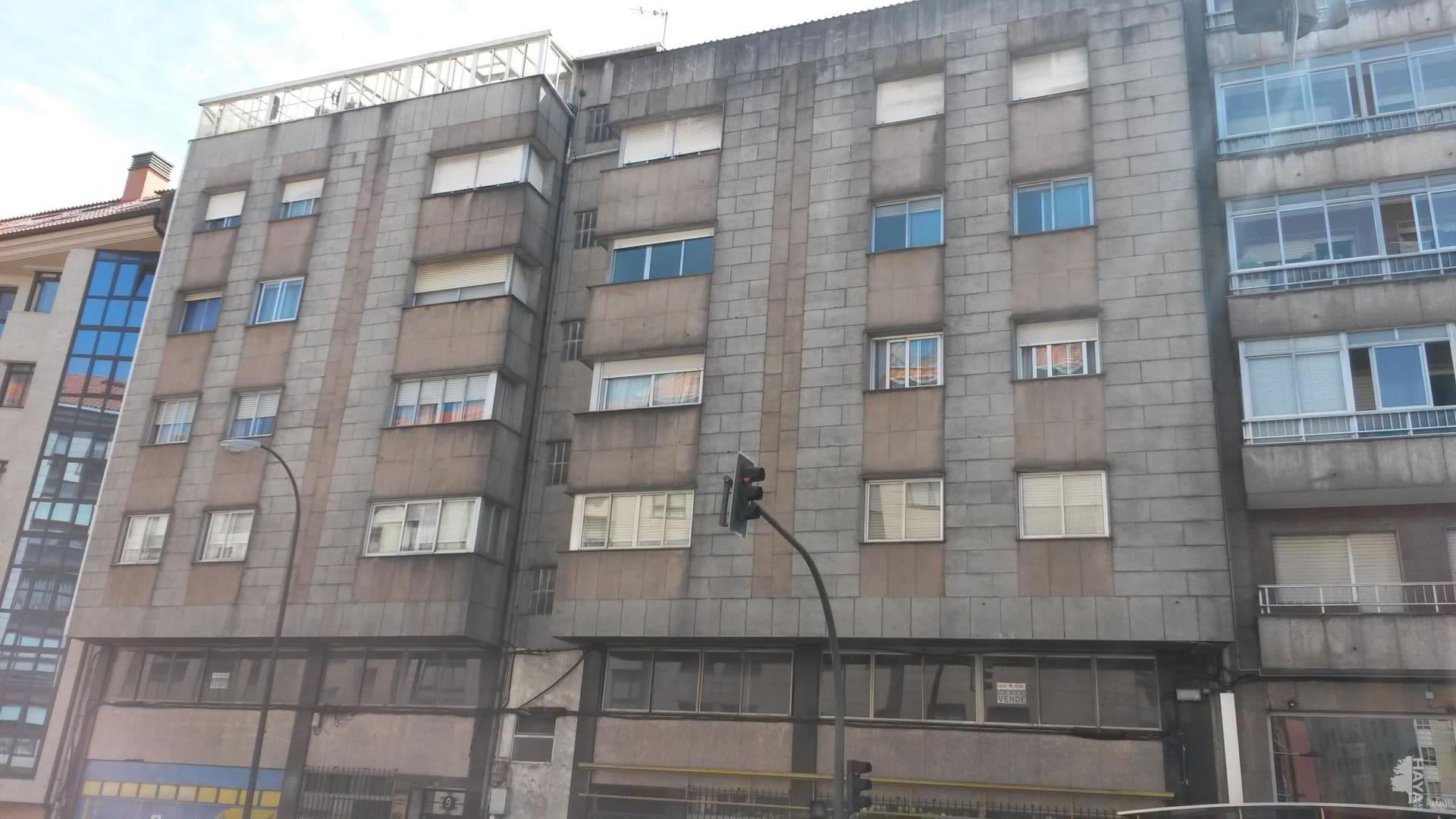 Piso en venta en Ames, A Coruña, Avenida Rosalia Castro, 88.000 €, 3 habitaciones, 1 baño, 107 m2
